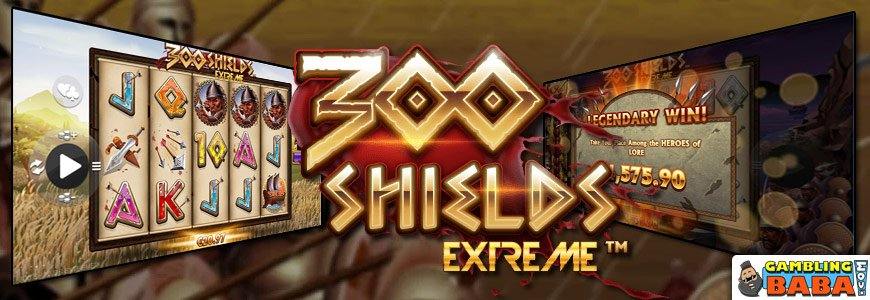 300 shields extreme banner