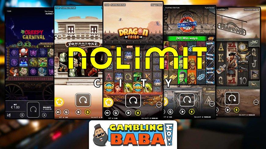 Best Nolimit City Slots