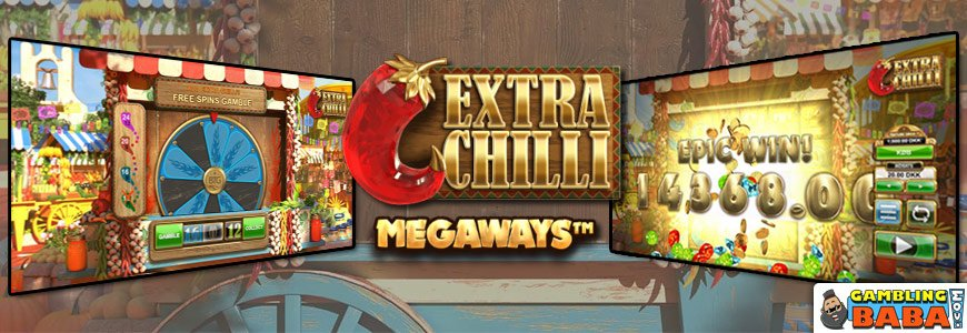 Extra chili bonus buy slot