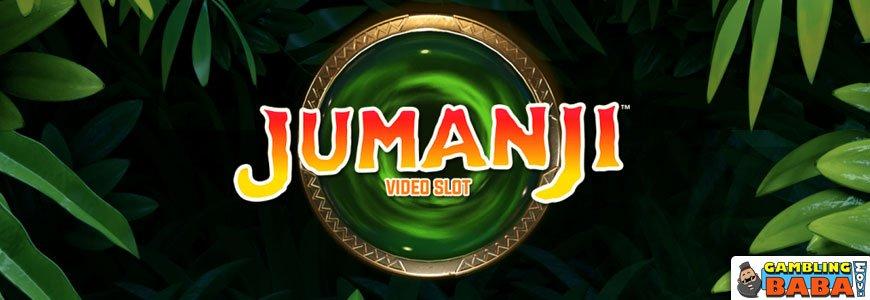 Jumanji banner