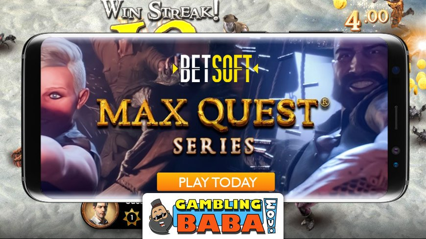Max Quest – a New Action Packed Way of Casino Gambling