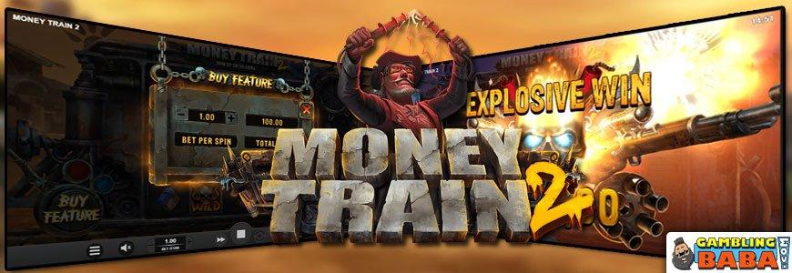 Money Train 2 Banner