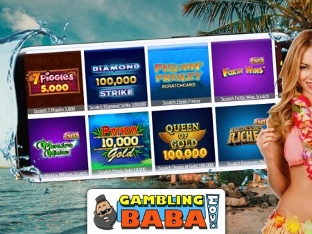 Best Sites to Play Scratch Cards Online From India