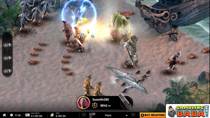 gameplay normal dari pencarian maksimal