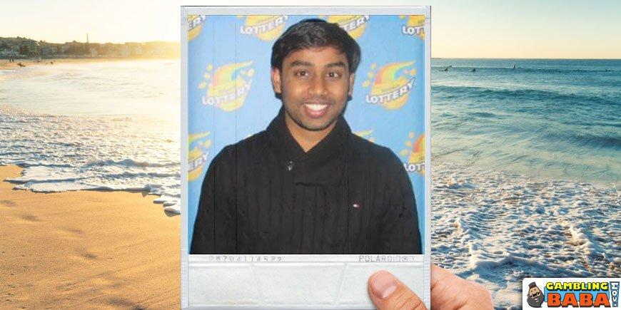 Nirmal Dhamodarasamy - Kemenangan $ 1 Juta dalam Lotere Powerball AS