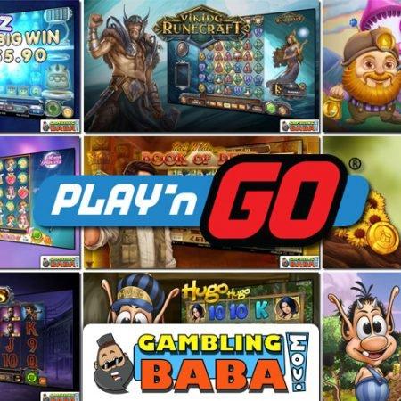Top 10 Play'n GO Slots