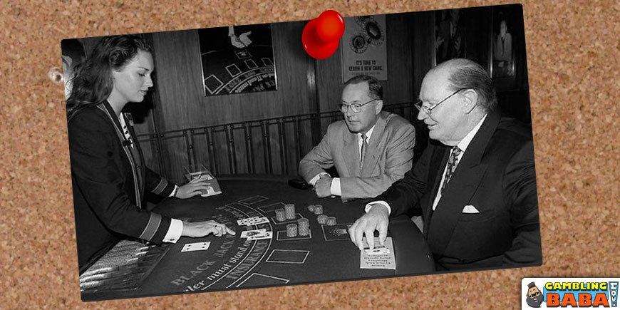 Kerry Packer bertaruh di Blackjack