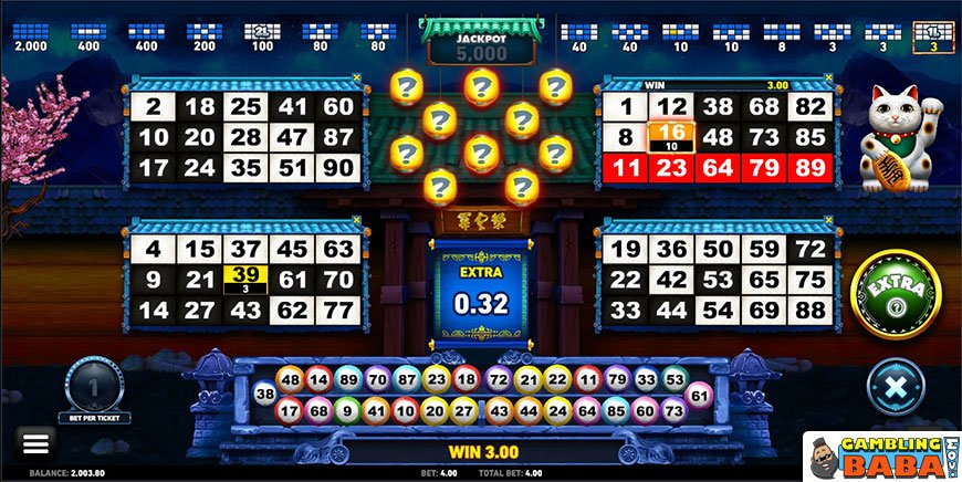 Bingo virtual nr ekstra