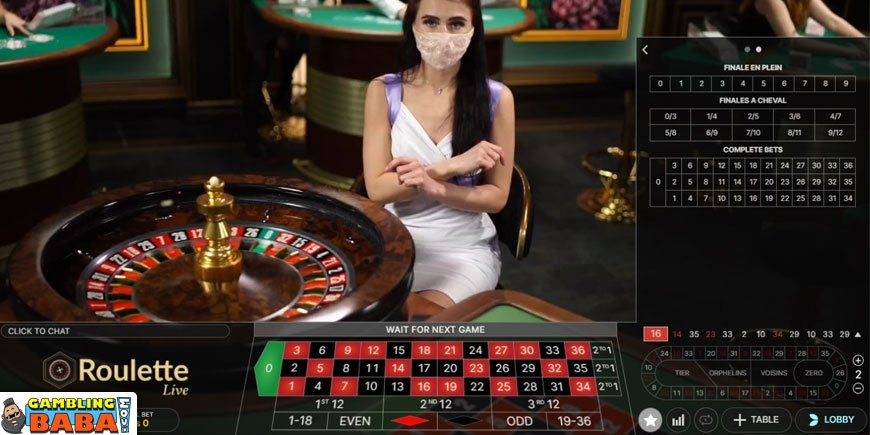 Win by placing a special bet on roulette