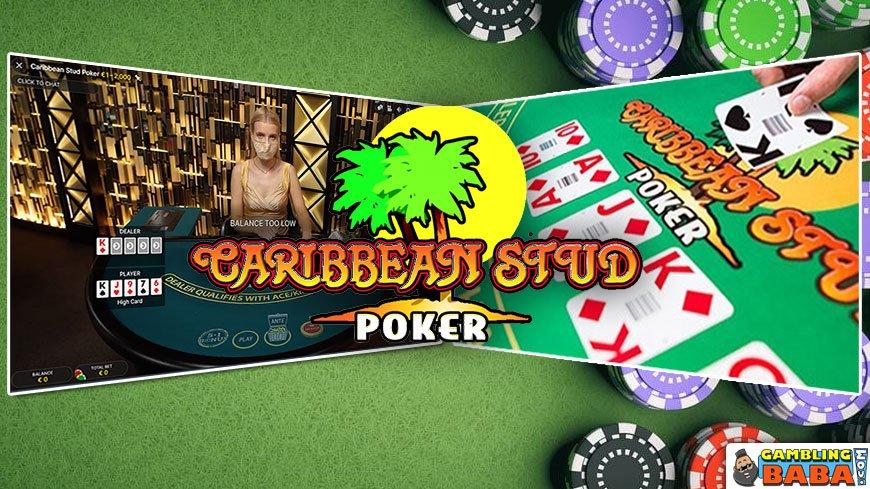 Caribbean stud jackpot poker