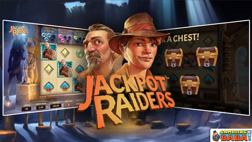 Jackpot Raiders Jackpot Game