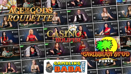 Best Live Casino Jackpot Games to Play to Win BIG