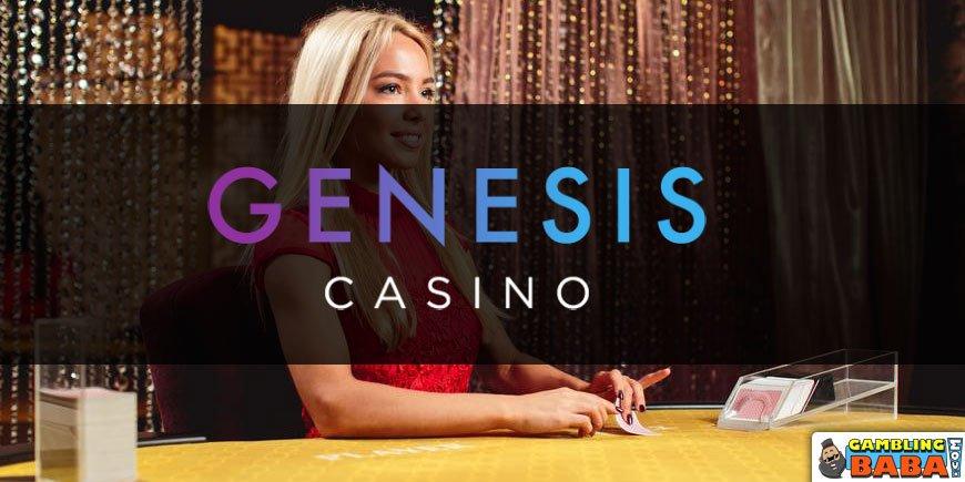 Blackjack at Genesis casino