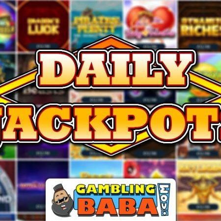 Play Daily Jackpot Games and Win BIG