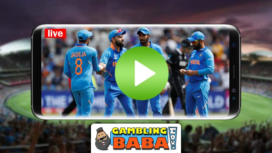 Watch Live Streamed Cricket Online for Free in India