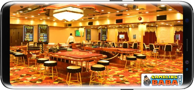 3rd big daddy floor is for the high rollers