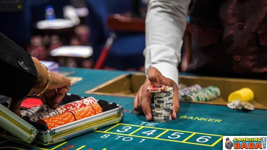 Casino Pride gambling table