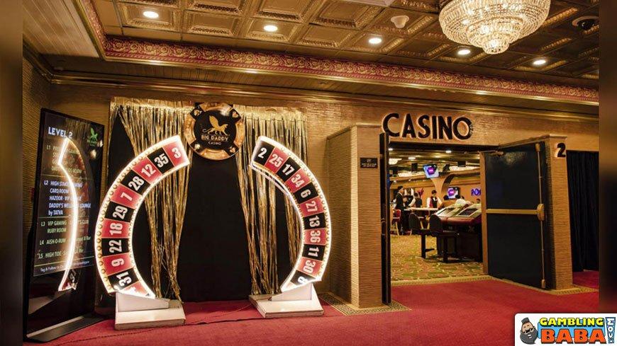 big daddy premium gaming zone for casino