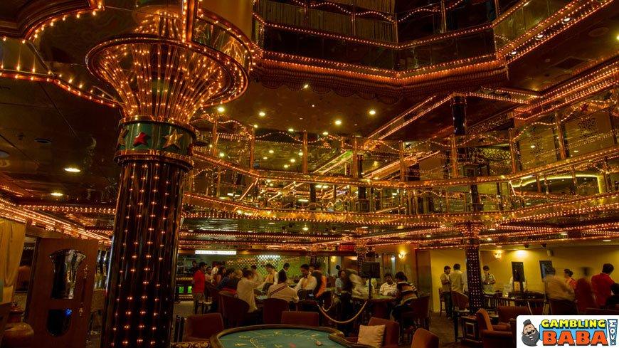 Inside casino pride
