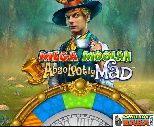 Mega Moolah Absoolotly Mad