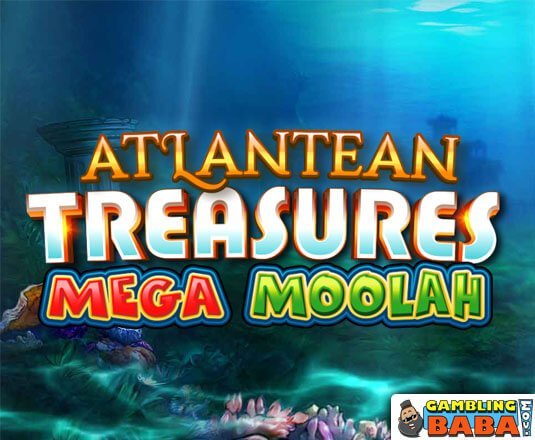Mega Moolah Atlantean Treasure
