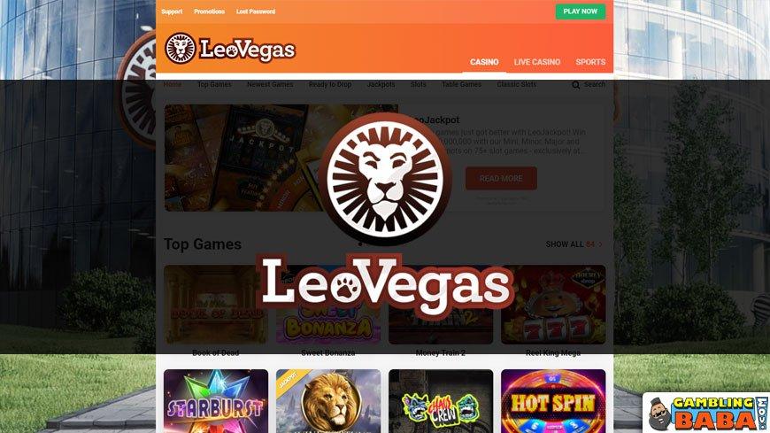 Leovegas the best online casinoin-india