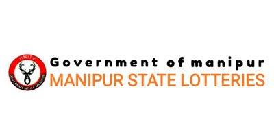 Manipur state lotteries logo
