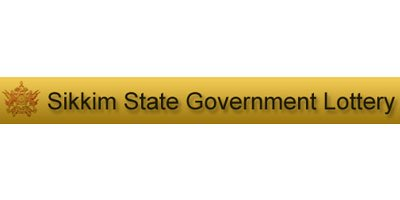 Sikkim state lottery logo
