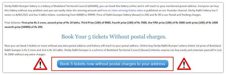Book tickets online?