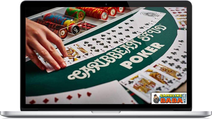 caribbean stud poker card game