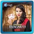 Teen Patti one day Ezugi