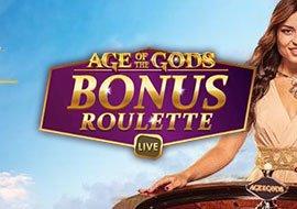 Age of the Gods Bonus Roulette