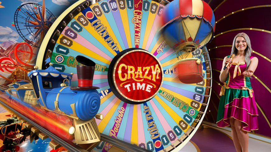Crazy Time review