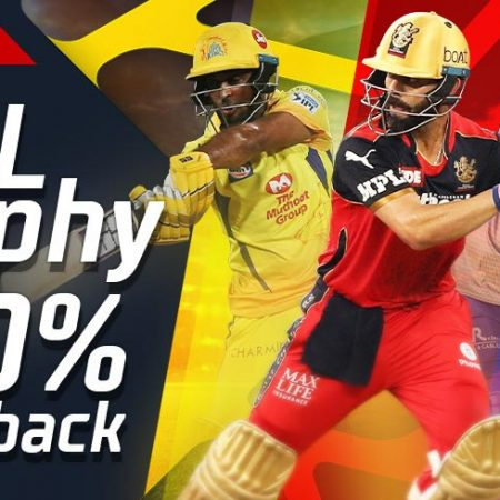 Top IPL Promotion by Bons: 50% Cashback on Lost Bets During IPL Playoffs and Finals